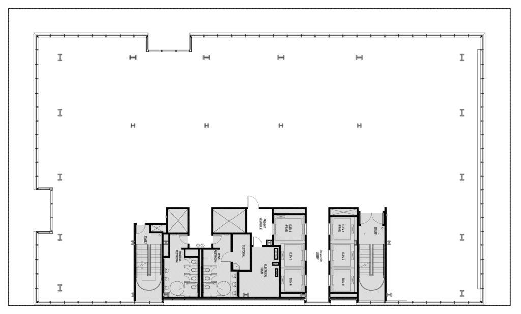 Floor 11 Plan