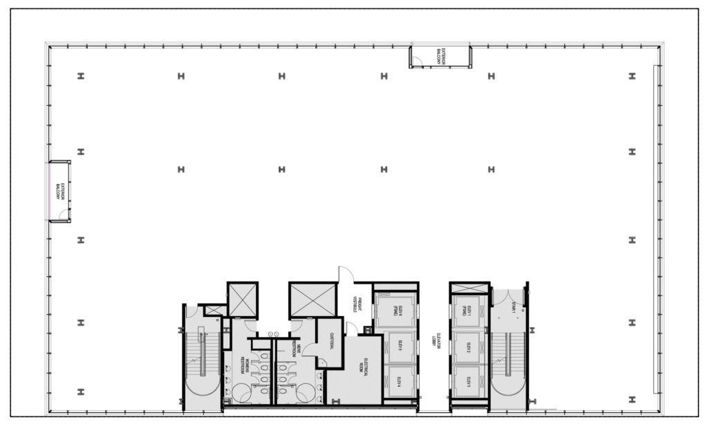 Floor 12 Plan