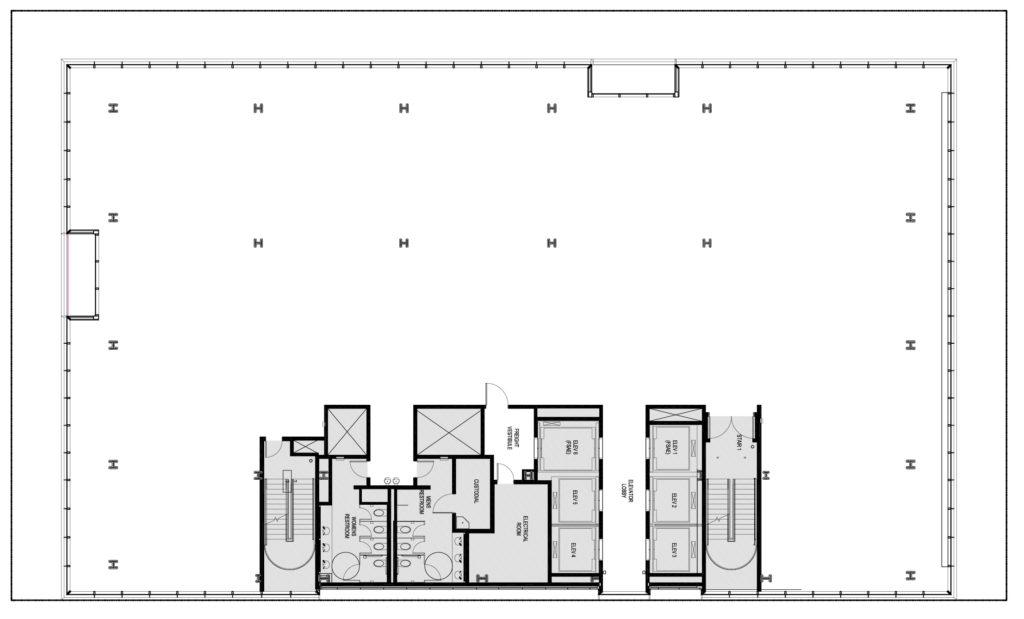 Floor 13 Plan