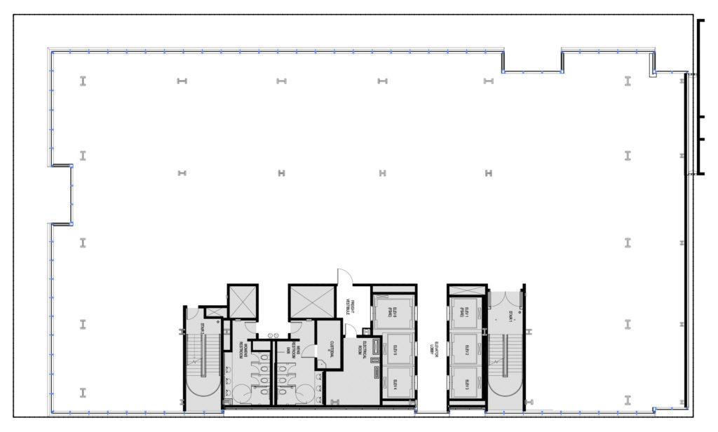 Floor 4 Plan