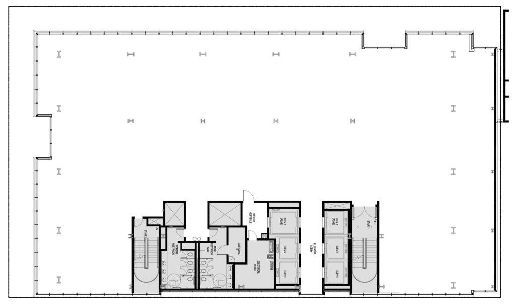 Floor 6 Plan