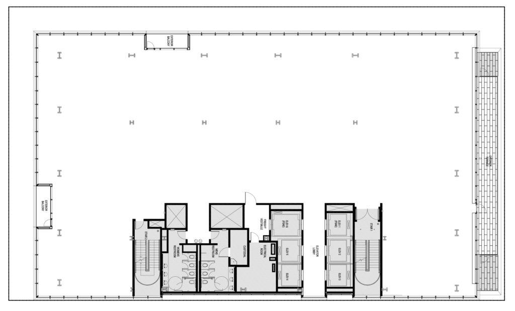 Floor 7 Plan