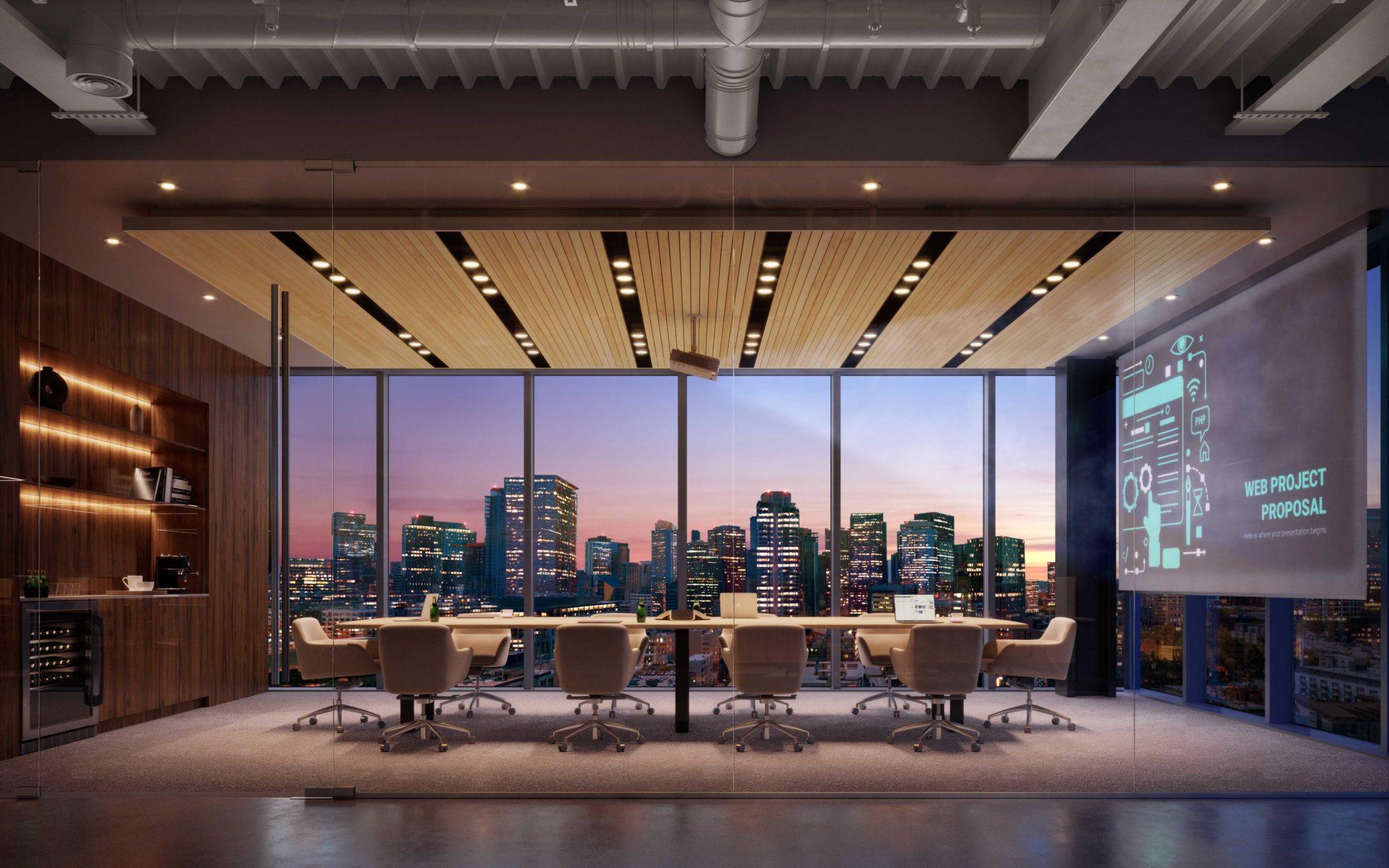 400 Westlake Meeting Room
